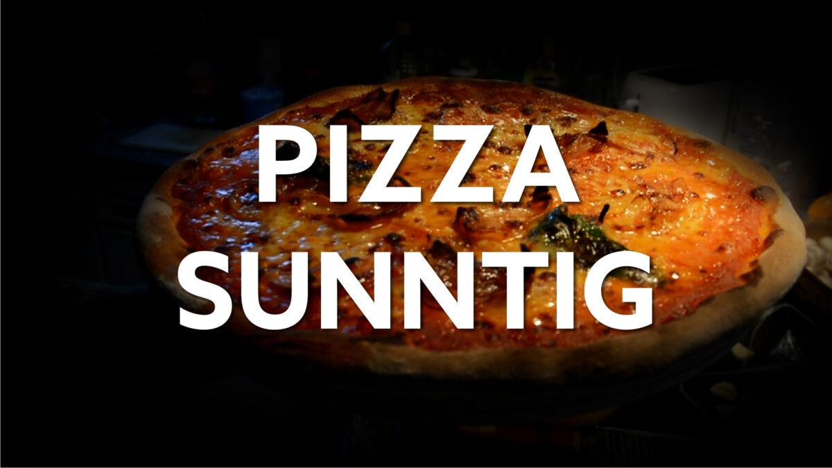 Pizza Sunntig Thumbnail