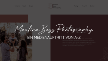 Martina Boss Photography