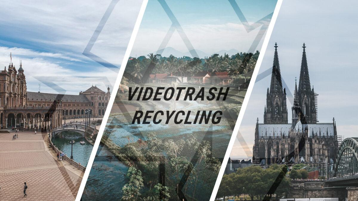 Beitragsbild Videotrash Recycling
