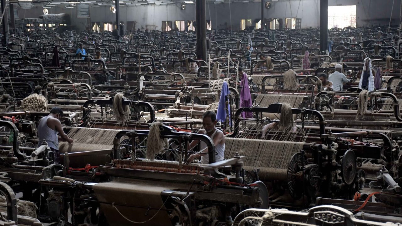 Schlechte Arbeitsbedingungen in Textilfabriken