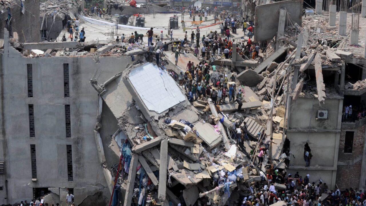 Einsturz des Rana Plaza in Bangladesch