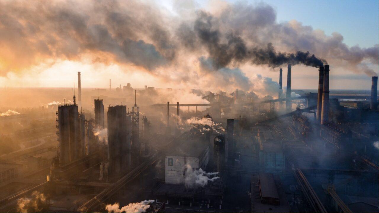 Emissionen der Textilindustrie