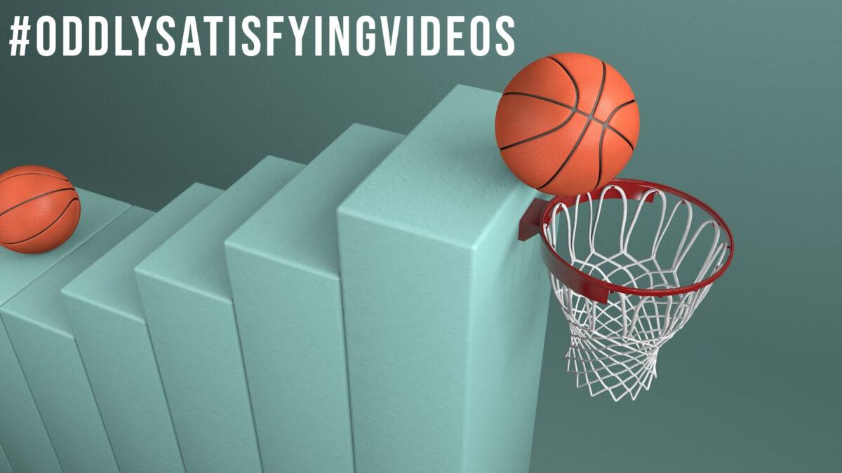 #oddlysatisfyingvideos