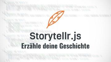Storytellr.js | Erzähle deine Geschichte
